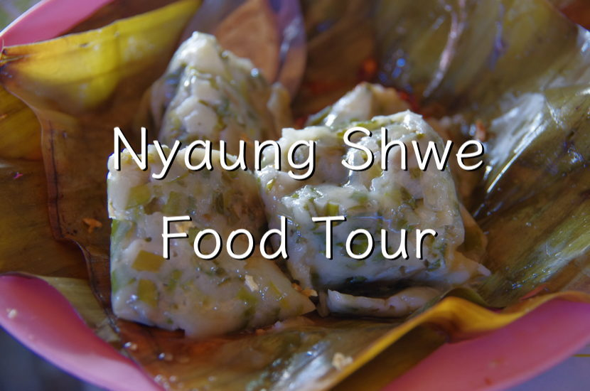 Nyaung Shwe food